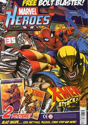Marvel Heroes (UK) Vol 1 35