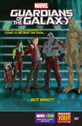 Marvel Universe Guardians of the Galaxy Vol 2 7