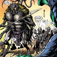 Miek (Earth-616) and Sakaaran Natives from Incredible Hulk Vol 2 97 001