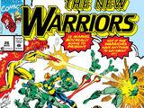 New Warriors Vol 1 26