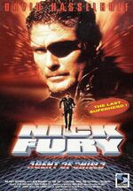 Nick Fury Agent of Shield film
