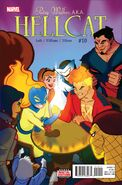 Patsy Walker, A.K.A. Hellcat! Vol 1 10