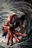 Peter Parker The Spectacular Spider-Man Vol 1 1 Deodato Variant Textless
