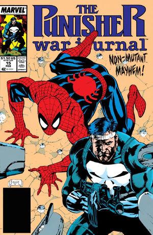 Punisher War Journal Vol 1 15