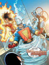 Rangers (Earth-616) from Scarlet Spider Vol 2 7 001