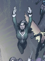 Rogue (Anna Marie) (Earth-TRN727) from Extermination Vol 1 4 001