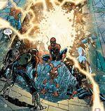 Spider-Army (Multiverse) from Spider-Verse Vol 1 1 002
