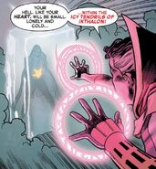 Stephen Strange (Earth-616) and Icy Tendrils of Ikthalon from Superior Spider-Man Vol 2 5 001