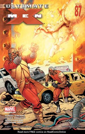 Ultimate X-Men Vol 1 87