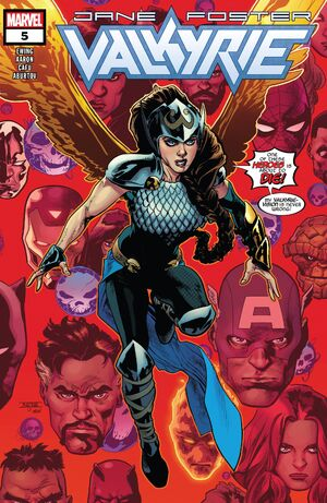 Valkyrie Jane Foster Vol 1 5