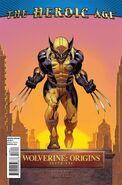 Wolverine Origins Vol 1 48 Variant Heroic Age