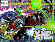 X-Men Omega Vol 1 1 Wraparound