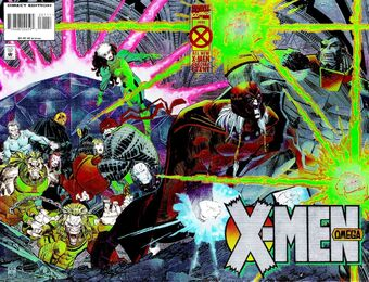 X-Men Omega Vol 1 1 | Marvel Wiki | Fandom
