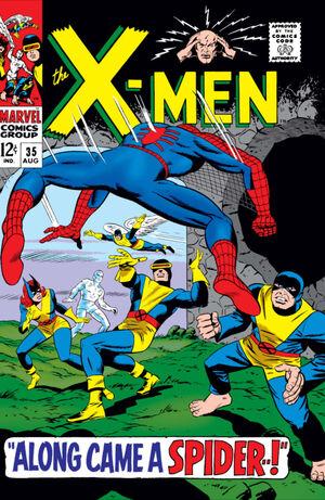 X-Men Vol 1 35