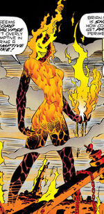 Amara Aquilla (Earth-295) from Weapon X Vol 1 1 0001