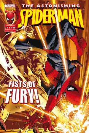 Astonishing Spider-Man Vol 3 22