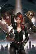 Avengers Assemble Vol 2 13 Lee Variant Textless