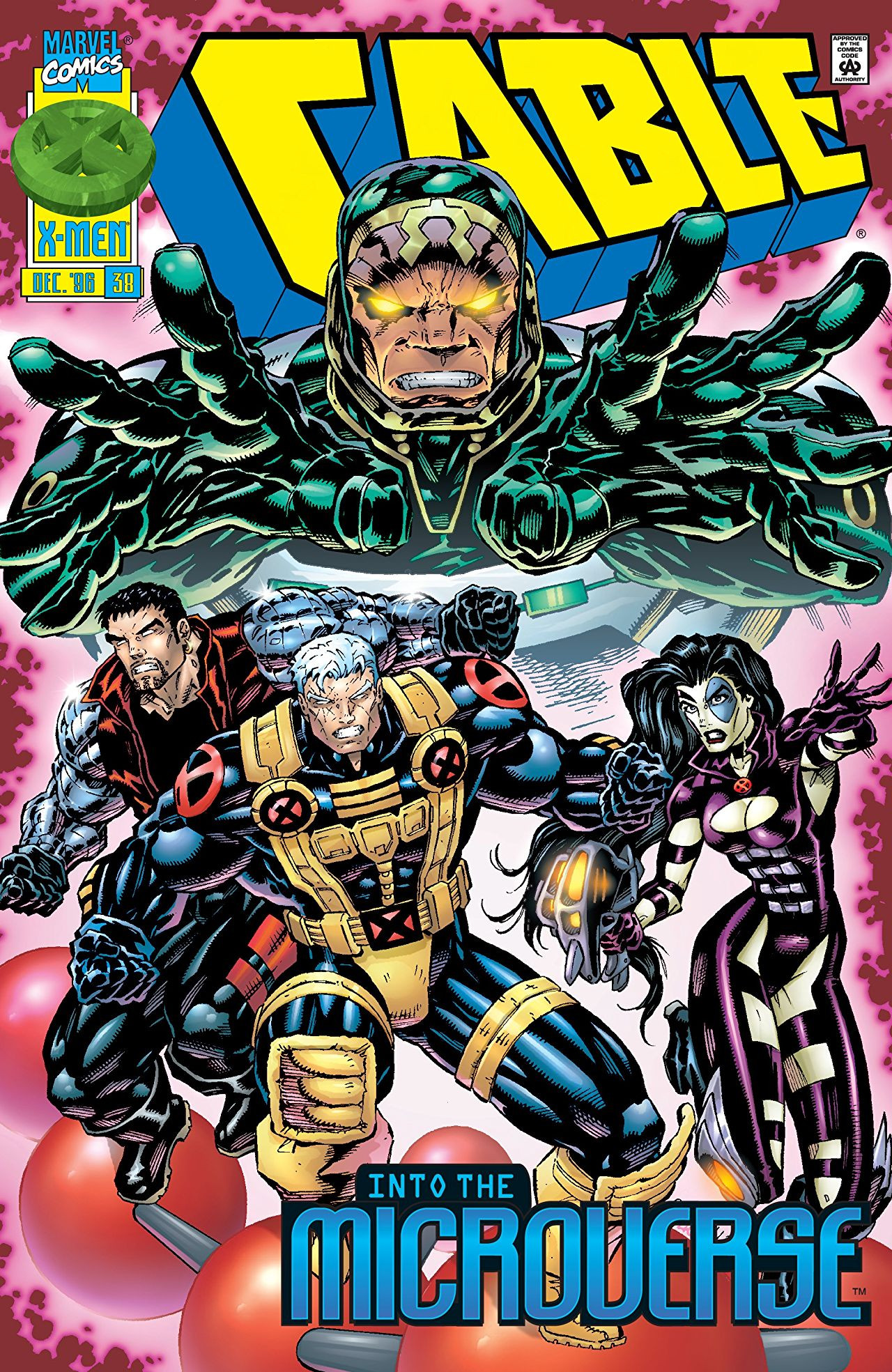 Cable Vol 1 38