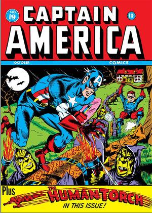 Captain America Comics Vol 1 19