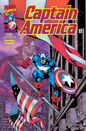 Captain America Vol 3 33