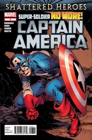 Captain America Vol 6 8