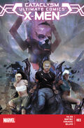 Cataclysm Ultimate X-Men Vol 1 3