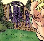 Central Park Zoo from Web of Scarlet Spider Vol 1 2 001