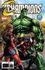 Champions Vol 2 1 KRS Comics Exclusive Variant