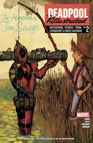 Deadpool Killustrated Vol 1 2