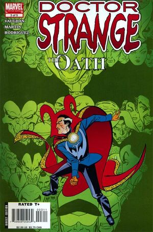 Doctor Strange The Oath Vol 1 3