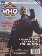 Doctor Who Magazine Vol 1 199