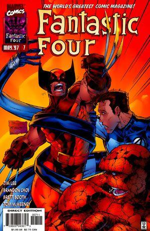 Fantastic Four Vol 2 7