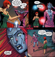 Hope Summers (Earth-616) Laurie Tromette (Earth-616) Generation Hope Vol 1 10