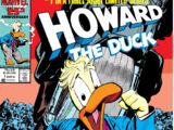 Howard the Duck: The Movie Vol 1 1