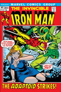 Iron Man Vol 1 49