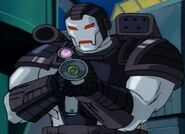 James Rhodes (Earth-92131) from Spider-Man The Animated Series Season 3 11 0001