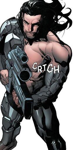 John Greycrow (Earth-616) from Hellions Vol 1 1 002