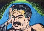 Joseph Stalin (Earth-5306) from Menace Vol 1 4 001