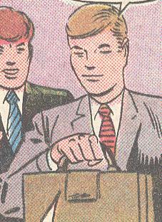 Justin Baldwin (Earth-616) from Marvel Comics Presents Vol 1 14 0001