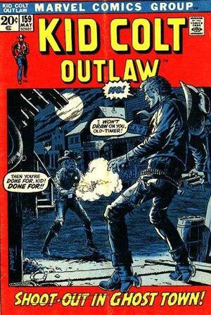 Kid Colt Outlaw Vol 1 159