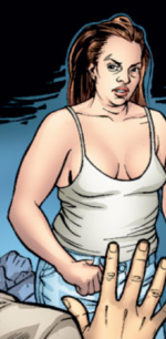 Lara King (Earth-616) from District X Vol 1 5