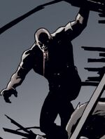 Luke Cage (Earth-11080) from Marvel Universe Vs. The Avengers Vol 1 1 001