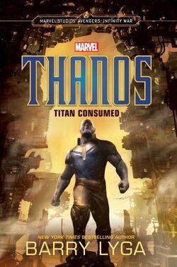 Marvel's Avengers Infinity War Thanos Titan Consumed