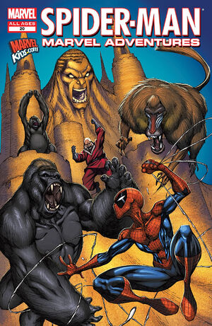 Marvel Adventures Spider-Man Vol 2 20