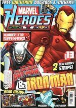 Marvel Heroes (UK) Vol 1 13