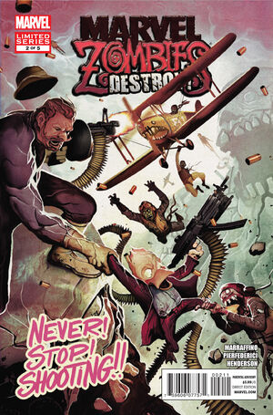 Marvel Zombies Destroy! Vol 1 2