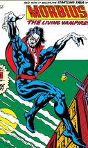 Michael Morbius (Earth-616) from Fear Vol 1 20 001