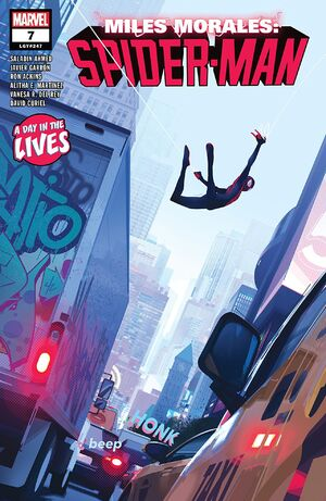 Miles Morales Spider-Man Vol 1 7