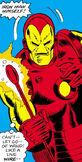 Molecule Man possessing Iron Man from Iron Man Annual Vol 1 3
