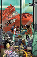 Moon Girl and Devil Dinosaur Vol 1 8 Textless